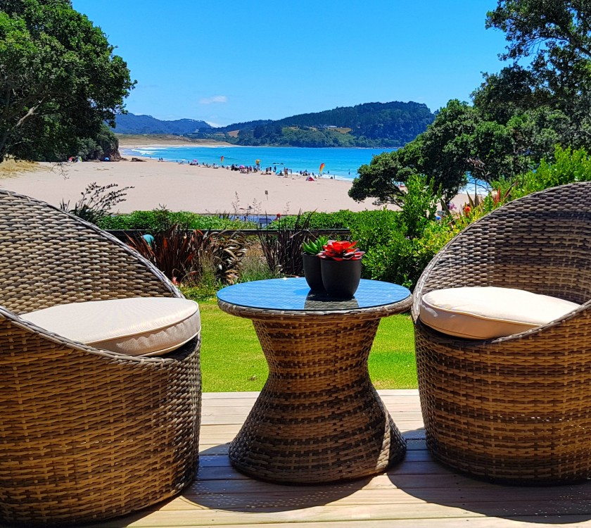 Hot Water Beach Accommodation at Ocean View Cottage
