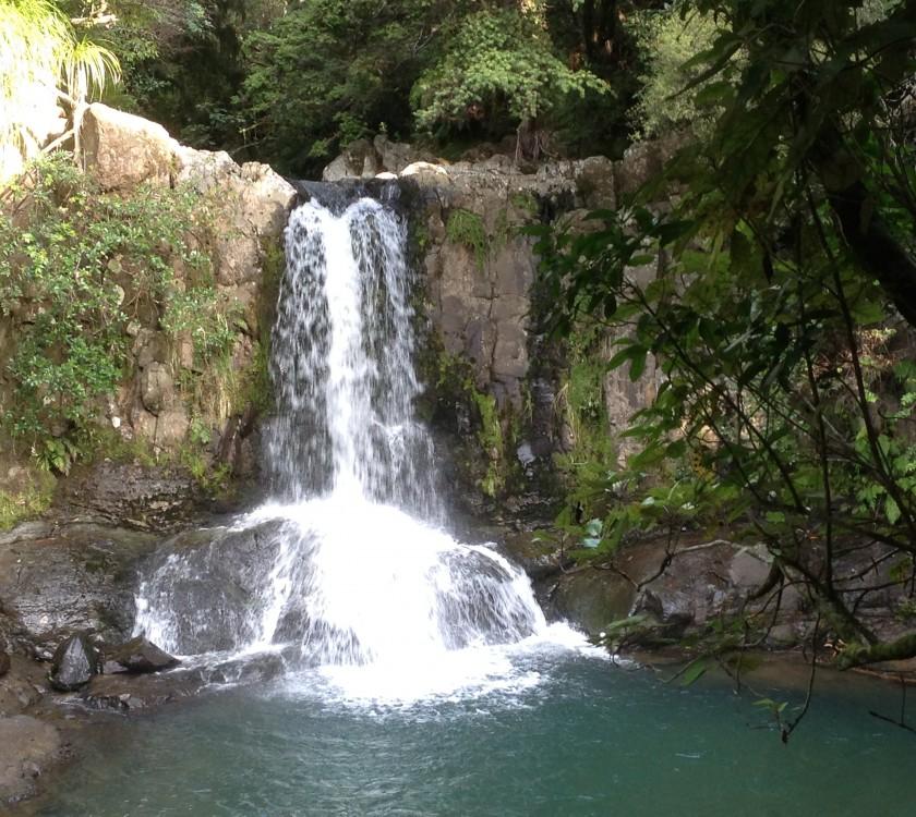 waiau-waterfall