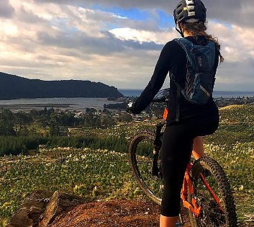 whangamata Ridges Mountainbike Park